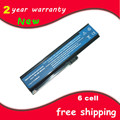 Neue 4400 mah laptop-batterie für acer aspire 3050 3200 3600 3610 3680 5030 5050 5500 5570 5580 Travelmate 2400 2480 3210