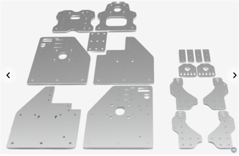 цена на Openbuilds OX CNC router machine parts accessory FL3D OX CNC Plates kit/set DIY 3D Printer parts