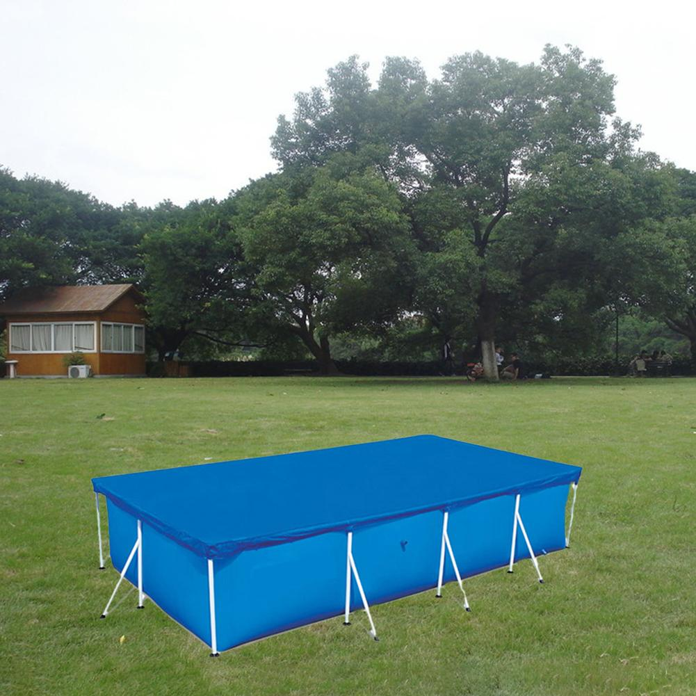 Swimming Pool Cover Spa Rainproof Dust Covers For Outdoor Swim Sports Gym Cover Accessories
