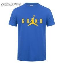 Dragon Ball Z T Shirt Men Short Sleeve Cotton Tee Shirt