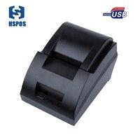 Cheap Thermal Printer 58mm USB Interface 58H Pos Receipt Printer High Quality Restaurant Bill Portable Printer