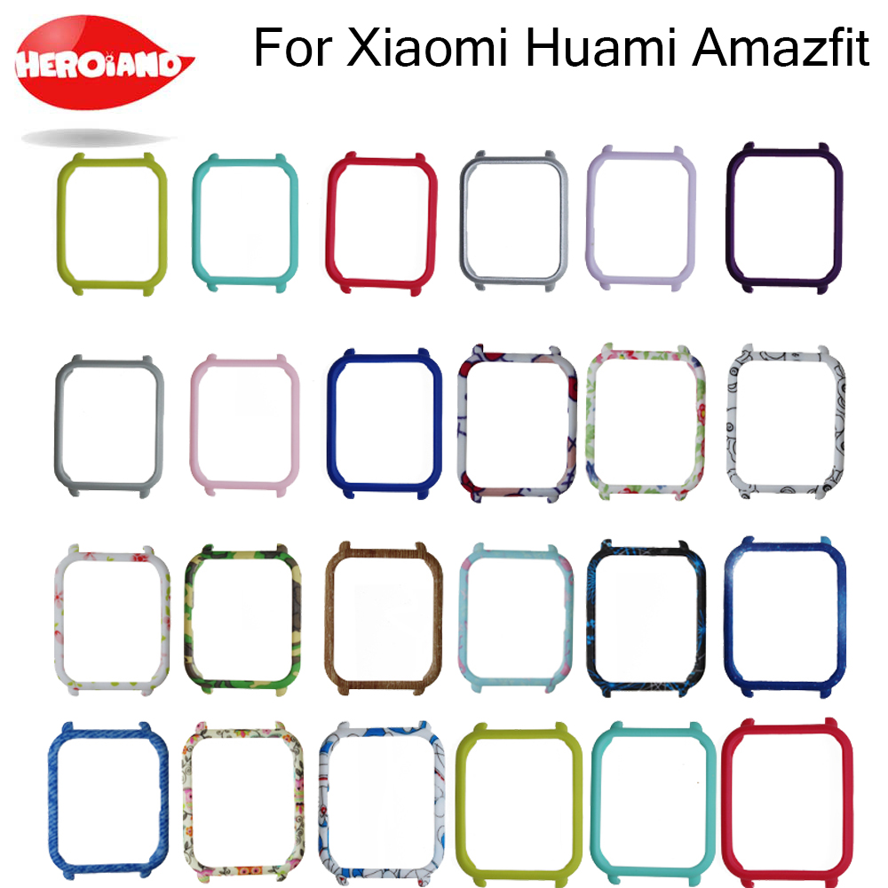 Protect Case for Xiaomi Huami Amazfit Bip Bit youth Watch Case Replace Cover Protective Shell for Amazfit Smart Watch Accessorie protective case cover for xiaomi amazfit bip bit pace lite youth watch hard pc shell for huami amazfit watch accessories
