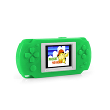 Compact Handheld Video Game Console with Color Screen