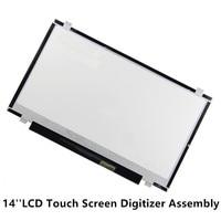 FTD ЖК дисплей 14 Сменный ЖКД сенсорный экран планшета дисплей сборки для SONY VAIO SVF142 серии SVF142C29M
