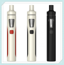 100% original Joyetech eGo AIO all-in-one starter kit features 1500mah battery and 2 ml tank capacity