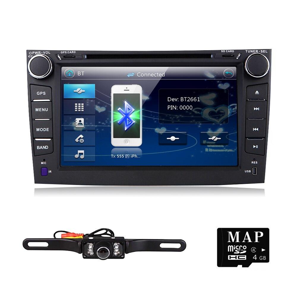 Pour Toyota Corolla 2007 2008 2009 2010 2011 Au Tableau de Bord AV Récepteur w/iPod iPhone Musique AM FM Radio volant Ctrl Bluetooth