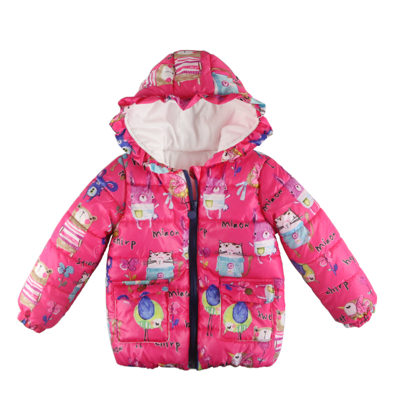26a9cab9c Parkas ופוך - Winter Girls Jackets   Coats Boys Graffiti Parkas ...