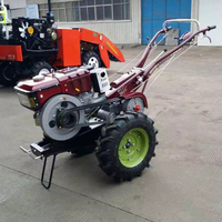 12HP High power Farm Two Wheel Tractor With Headlight