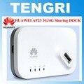 Original desbloqueado huawei af23 300 m lte 4g 3g usb sharing doca sem fio wi-fi router ap repeater com wan/porta lan de banda larga