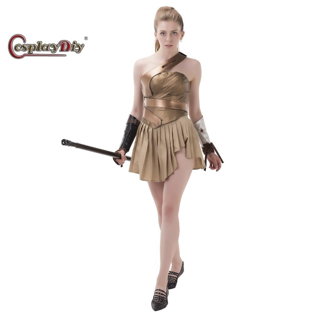 Wonder Woman Custom
