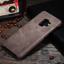 For Samsung Galaxy S9 Case Leather Cover X-Level Original Soft Ultra Thin Shockproof Business s9 Plus