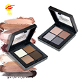 NOVO four colors matte eye makeup eye shadow long-lasting Natural waterproof  shimmer eyeshadow palette NO.5076