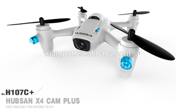 Factory Hubsan X4 Camera Plus H107C+ 2.4G 720P RC Quadcopter Drone Mode Switch RTF