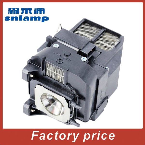 Snlamp compatible Projector Lamp ELPLP75 V13H010L75 Bulb with housing for EB-1940W EB-1945W EB-1950 EB-1955 EB-1960 EB-1965 free shipping brand new replacement lamp with housing elplp50 for eb 824 eb 825 eb 826w eb 84 eb 85 projector 3pcs lot