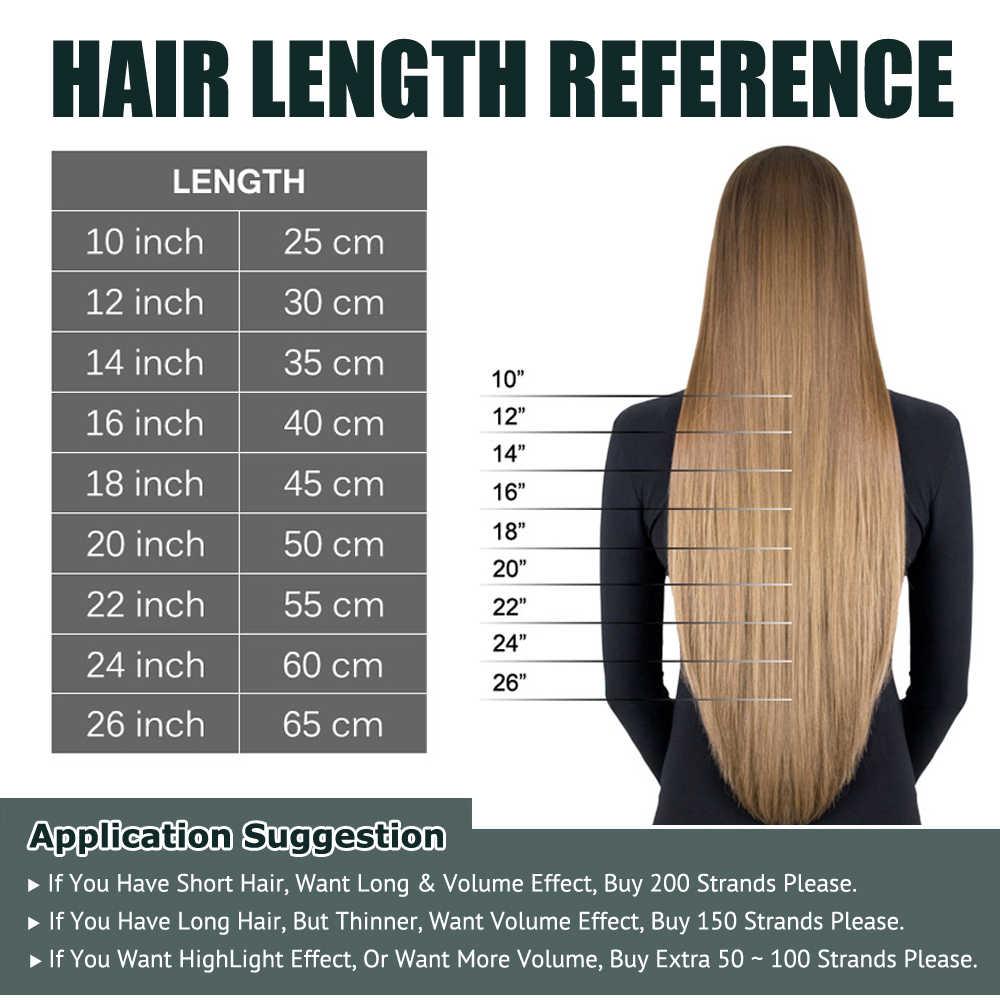"""Na zawsze włosy 0.8 g/s 16 """"18"""" 20 """"Remy Pre Bonded keratyna do przedłużania włosów europejskie włosy na kapsułce keratyny Fusion HAIR 50 s/pac"""
