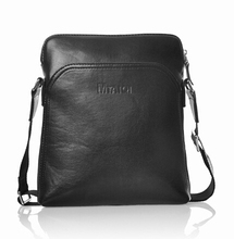 Free Shipping Fashion Bag Men's Business Soft Leather PU Men'sBags High Quality Solid Messenger Bags Real Photos Drop Shipping