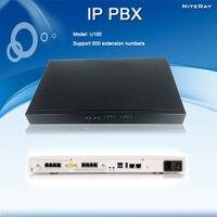 500 Extensions GSM VoIP PBX Telefon System  SIP PBX telefon system für SOHO-in Audio-Gegensprechanlage aus Sicherheit und Schutz bei