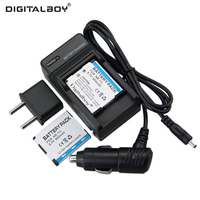 NB 11L 2014 Hot Sale 2pcs Battery Charger NB 11L NB11L Rechargeable Camera Battery For Canon