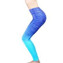 2016 новый йога леггинсы для женщин высокая талия тренажерный зал одежды спорт для похудения брюки лулу тренировки спорт фитнес тонкий работает одежду