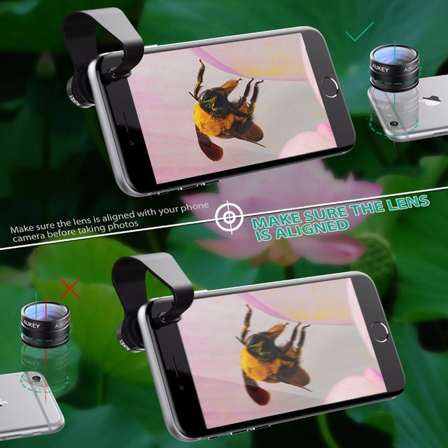 AUKEY Optic iPhone Lens