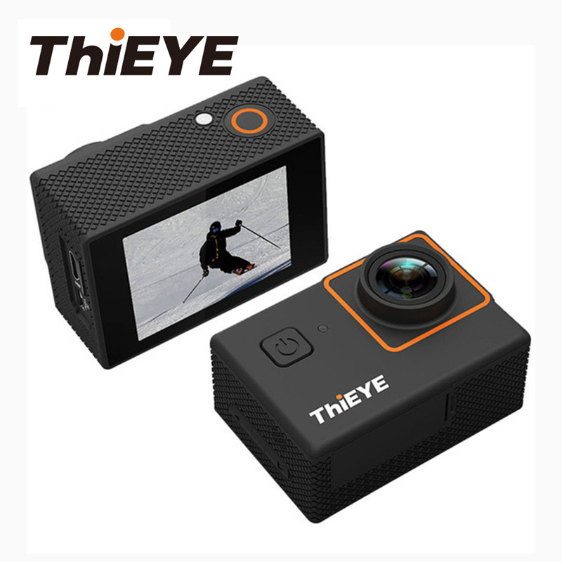 ThiEYE I20 Action Camera 1080P / 30fps 2.0 LCD 170D Underwater 40M Waterproof Helmet Cam Sport video Camera