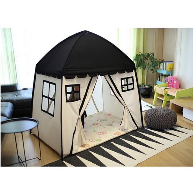 Free Love @black color childre game room kids play house Indian children tents children play  sc 1 st  AliExpress.com & Free Love @black color childre game room kids play house Indian ...