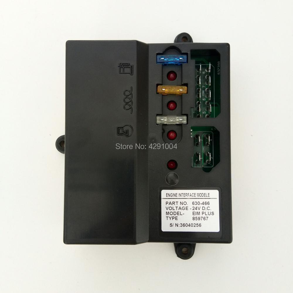 EIM 630-466 EIM 630466 Interface Module FG Wilson Replacement Controller for Diesel SetEIM 630-466 EIM 630466 Interface Module FG Wilson Replacement Controller for Diesel Set