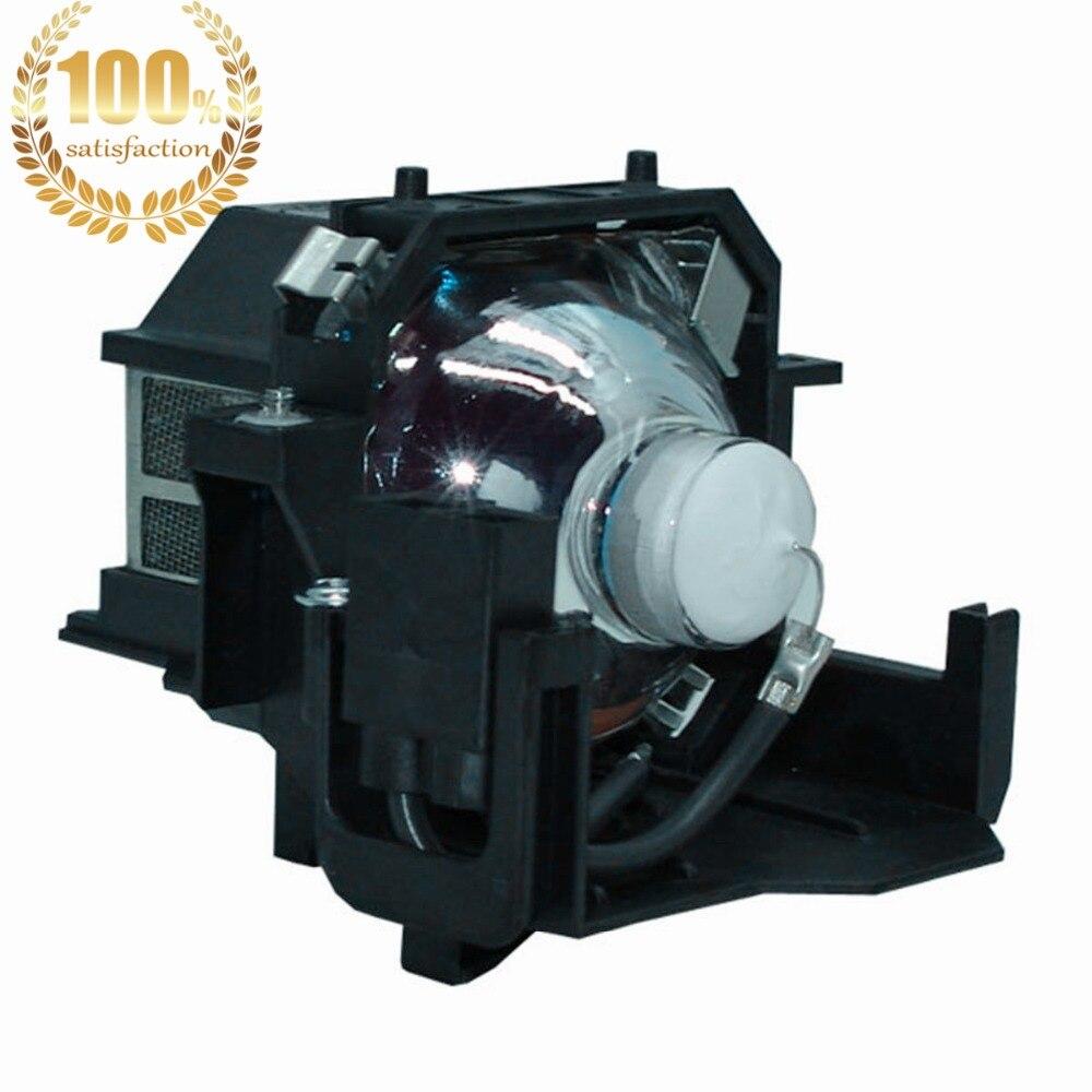 WoProlight ELPLP41 / V13H010L41 Vervangingslamp met behuizing Voor - Home audio en video - Foto 4