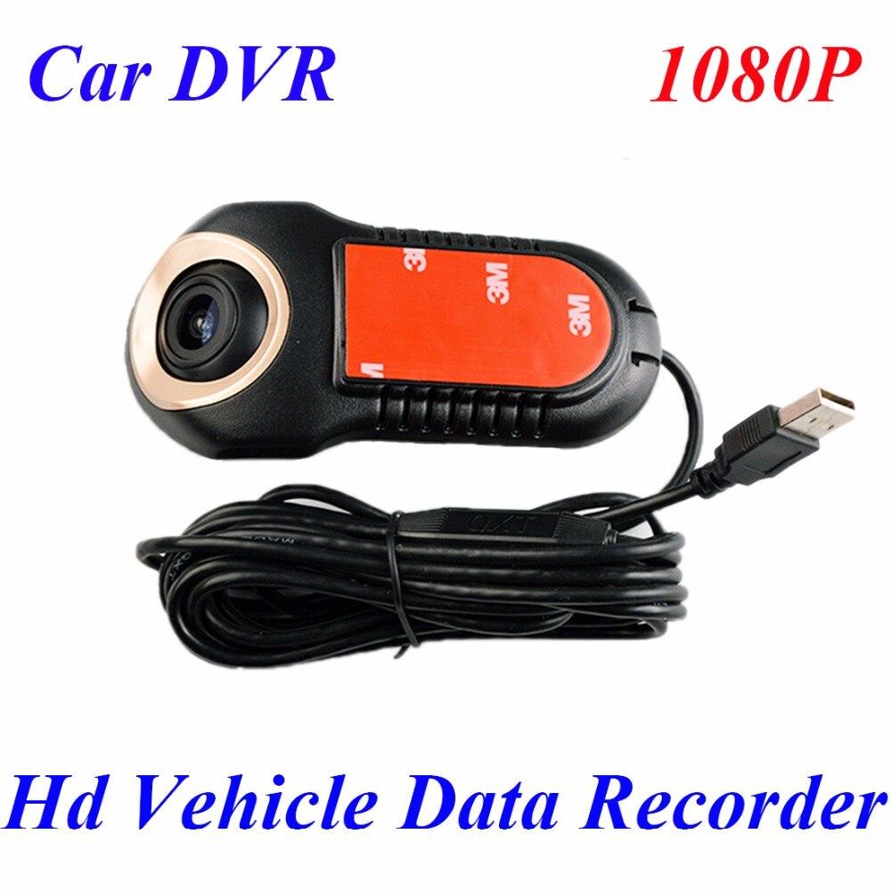imágenes para Navegación DVD dedicado mini detector de la cámara del coche DVR Del Coche Del USB HD 1080 P 120 grados de granangular HD vehículo viajar registrador de datos grabadora