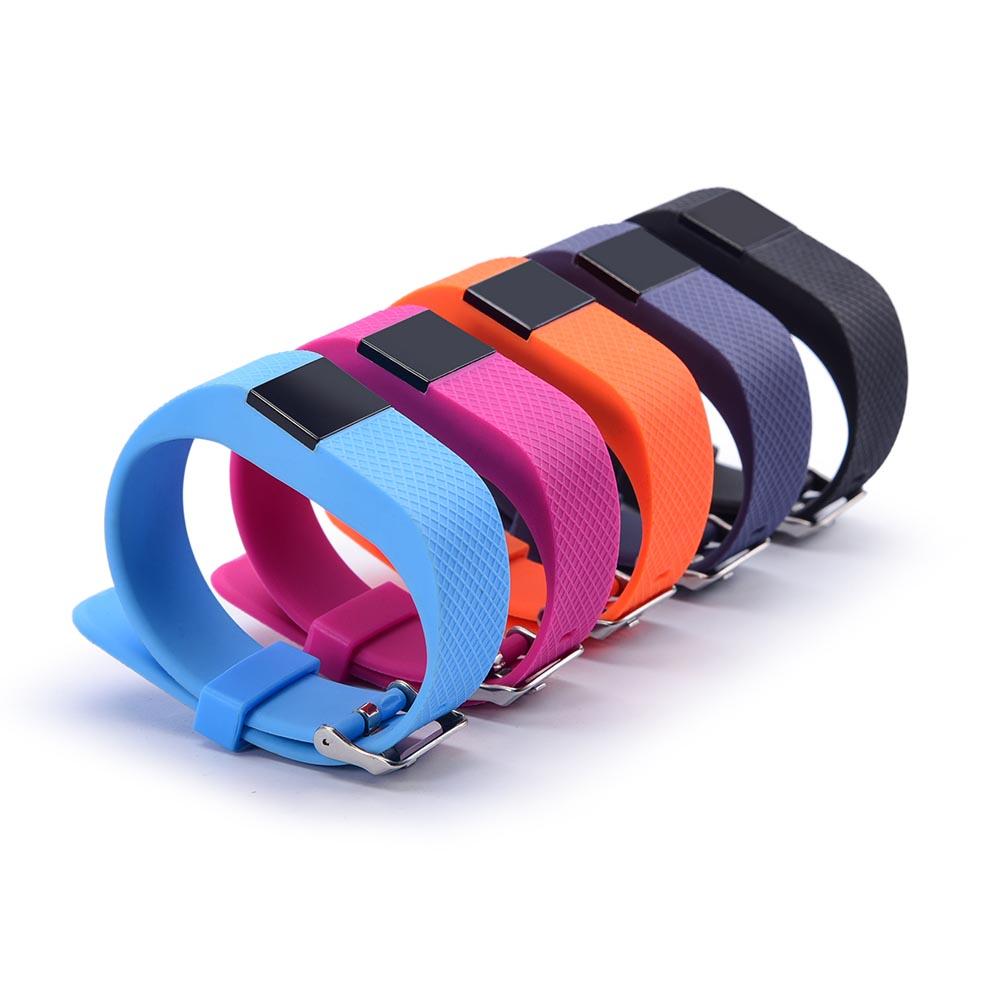 Heart Rate Monitor SmartBand Smart Band Sport Wristband Health Passometer Fitness Tracker for iPhone 6S 6S