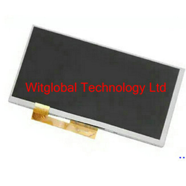 164* 97mm 30 pin New LCD display 7