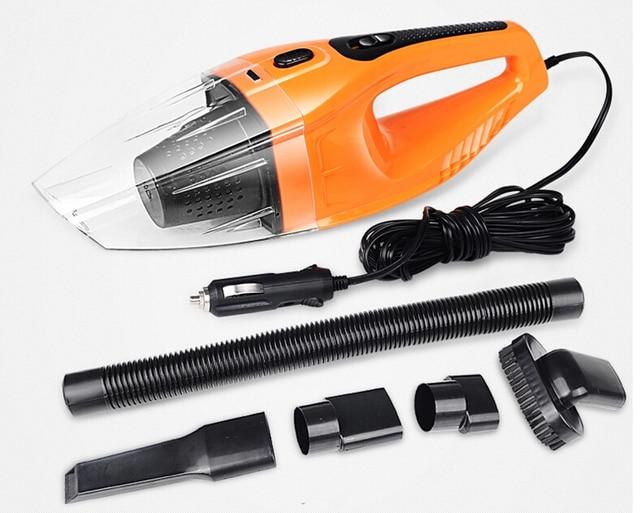 Portable Car Vacuum Cleaner Car Styling Auto Cleaner 12V 120W Super Suction Mini Car Vaccum Cleaner Aspirador De Po Portatil