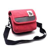 DSLR Canvas Camera Bag Shoulder Bag Case For Nikon L120 L110 L830 L820 L810 L320 L310