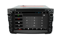 For Quad core KIA ceed pure android 4.4 capacitive car dvd player GPS with WiFI+FM/AM Radio+Bluetooth+Multimedia+USB/SD+AUX