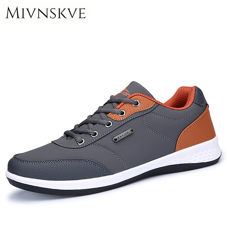 купить Hot 2016 new mens shoes casual shoes for men Breathable fashion spring autumn winter fashion walking outdoor Flats pu Leather онлайн