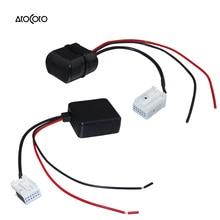 רכב Bluetooth מודול עבור פולקסווגן RCD210 RCD310 RCD510 רדיו אלחוטי אודיו סטריאו Aux כבל המתאם עם מסנן קלט