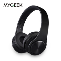 MyGeek Wireless Bluetooth Headphones For A Mobile Phone Computer MP3 Music Stereo Bluetooth 4 1 Headset