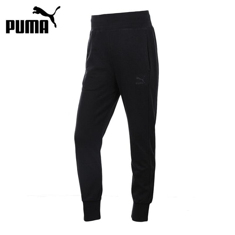 Original New Arrival 2017 PUMA Archive Logo T7 Pant  Women's  Pants  Sportswear брюки puma брюки ftbltrg pant