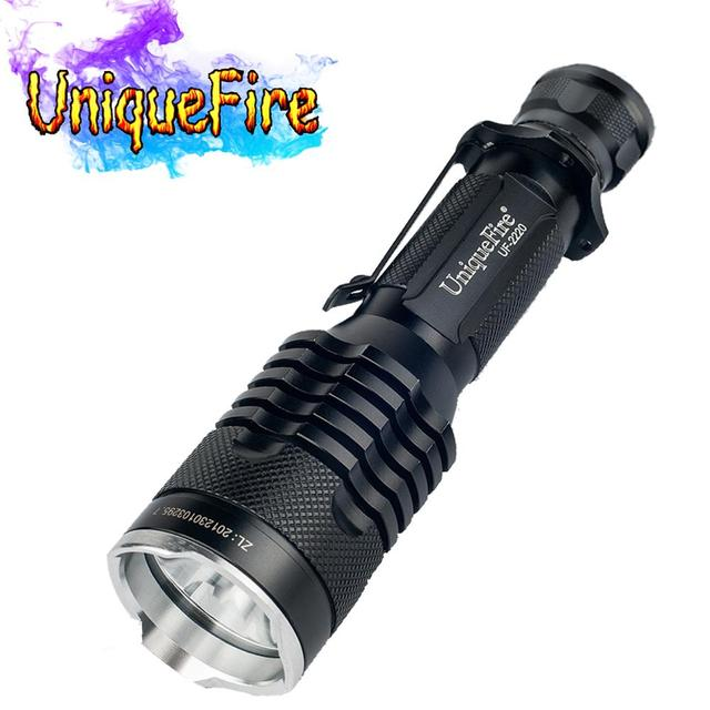 Super Bright  U2 LED Mini Aluminum Flashlight ,  Batteries Not Included, Best Tools for Camping, Hiking, Hunting,