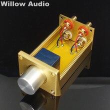 FV3 alta precisão passiva frente/controladores de volume pode ser emparelhado com o traseiro, sistema de altifalantes activos