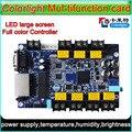 IM9 Colorlight многофункциональный карты, RGB полноцветный СВЕТОДИОДНЫЙ дисплей системы управления, P3/p4/p5/p6/p7.62/p10/p16 светодиодный модуль управления картой