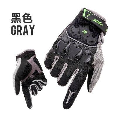 MTB Cycling Diamond Lattice Breathable Protective Gloves Half Finger Glove