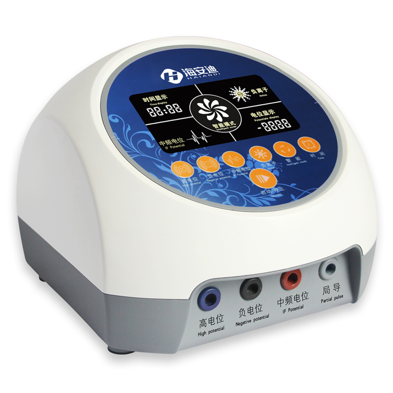 China top ten selling products  safely home use  relaxation   health and beauty body massager  electrical  therapy device health care home use high electric potential therapy device beauty