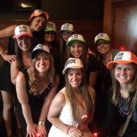 BRIDE TO BE TEAM BRIDE Bachelorette Hats Women Wedding Preparewear Trucker Caps White Neon Summer Mesh Free Shipping