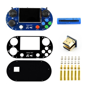 Image 5 - 3.5 inch IPS Screen Raspberry Pi Game Console Handheld Game Player Expansion Board Compatible With Raspberry Pi A+/B+/2B/3B/3B+