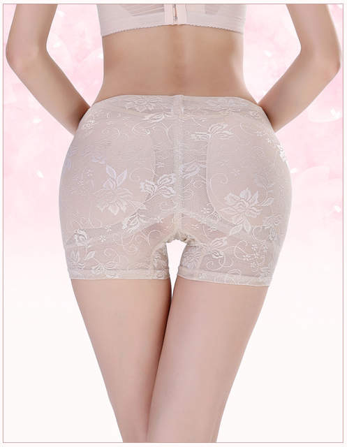 3da0ab237a8a2 Mozhini big size Sexy Women padded hip panty buttock hip booster pad panty  False Butt LIft