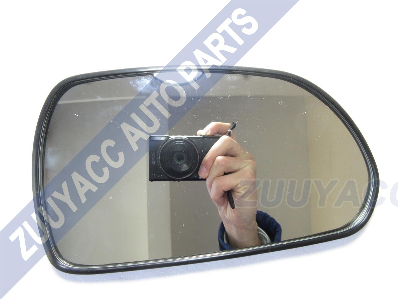 RearView Door Mirror Glass Side Mirror Glass For Hyundai Elantra XD 01-06
