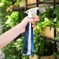 Hand pressure gardening watering spray bottle plant Home small pot sprayer watering can