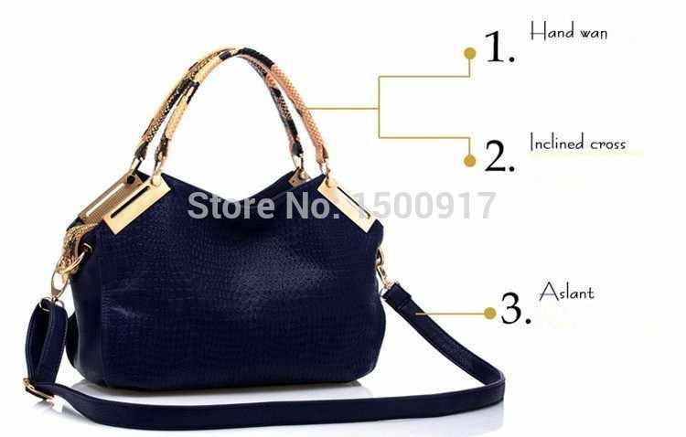 2018 новая женская сумка под крокодиловую кожу женская кожаная сумка винтажная сумка через плечо женская сумка