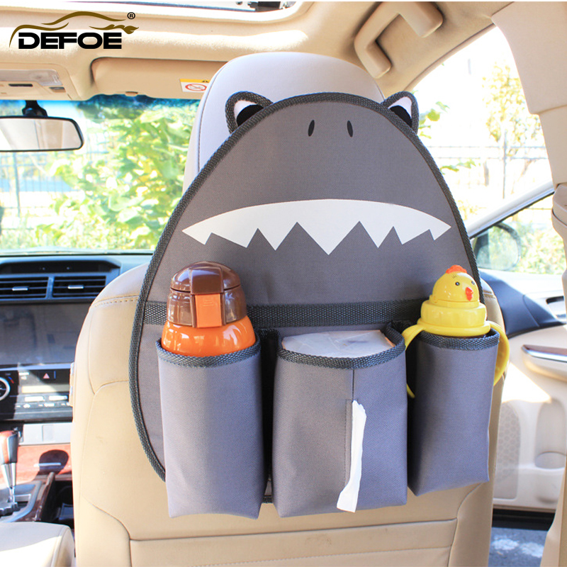 auto for car organizer storage seat cover bag back decoration size 35 * 38 cm